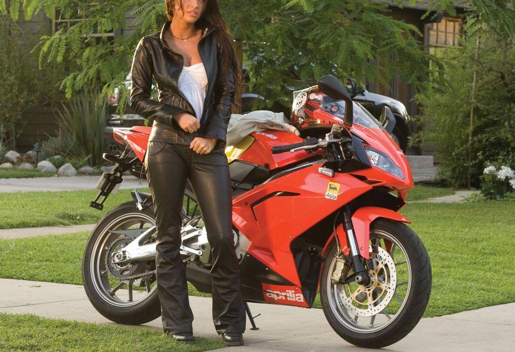 Choix de la moto et de lassurance pour une femme - Moto